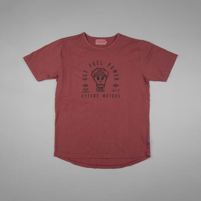 T-Shirt FUEL RED