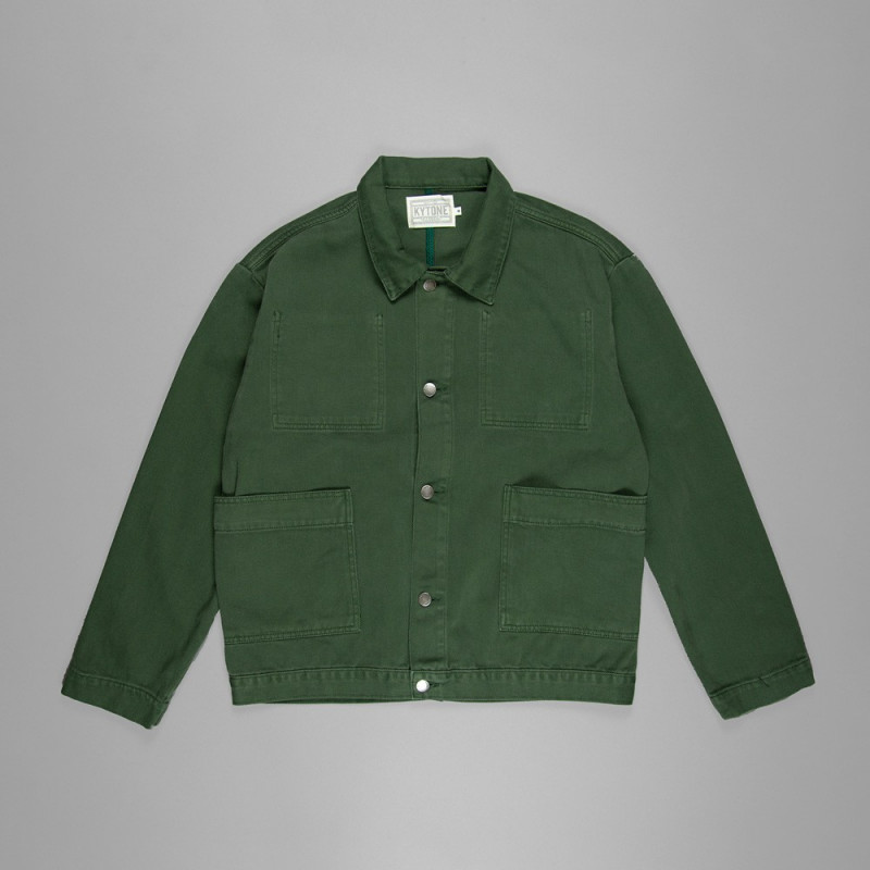 Veste Maker 2 Green