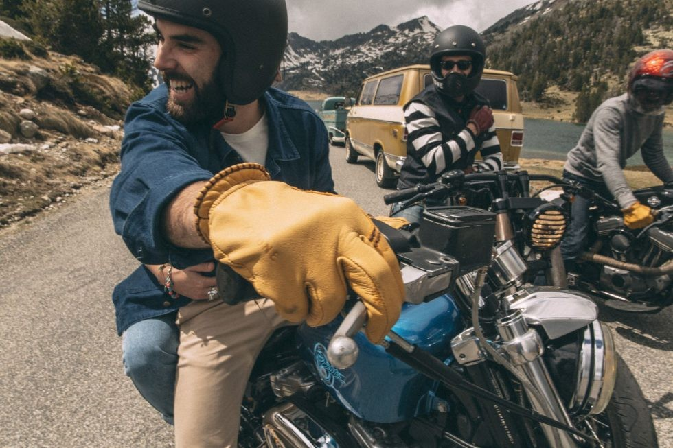 How to take care of your leather bike gloves